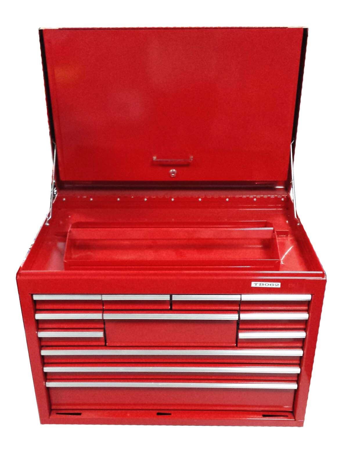 Toolzone 12 Drawer Hd Roller Bearing Tool Chest