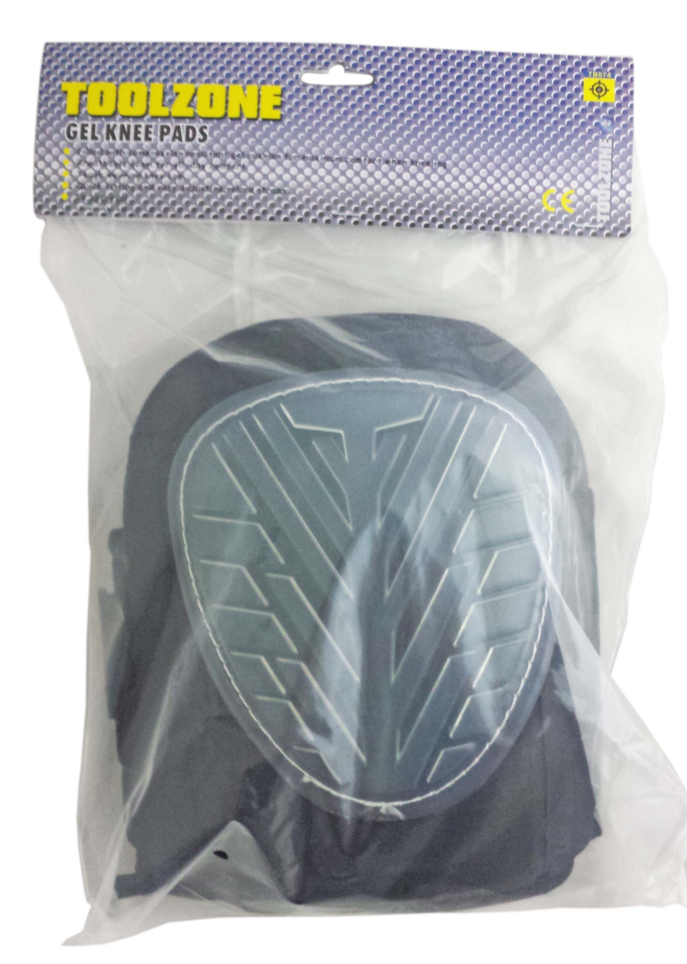 Toolzone Gel Filled Knee Pads