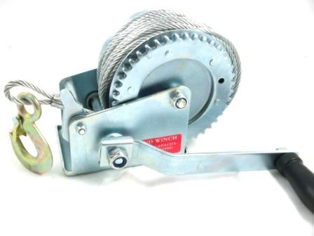 Toolzone 1200Lb 20M Boat Winch