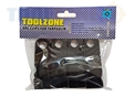Toolzone 4Pc Clips For Tarpaulins