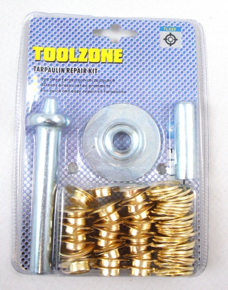 Toolzone Tarpaulin Repair Kit