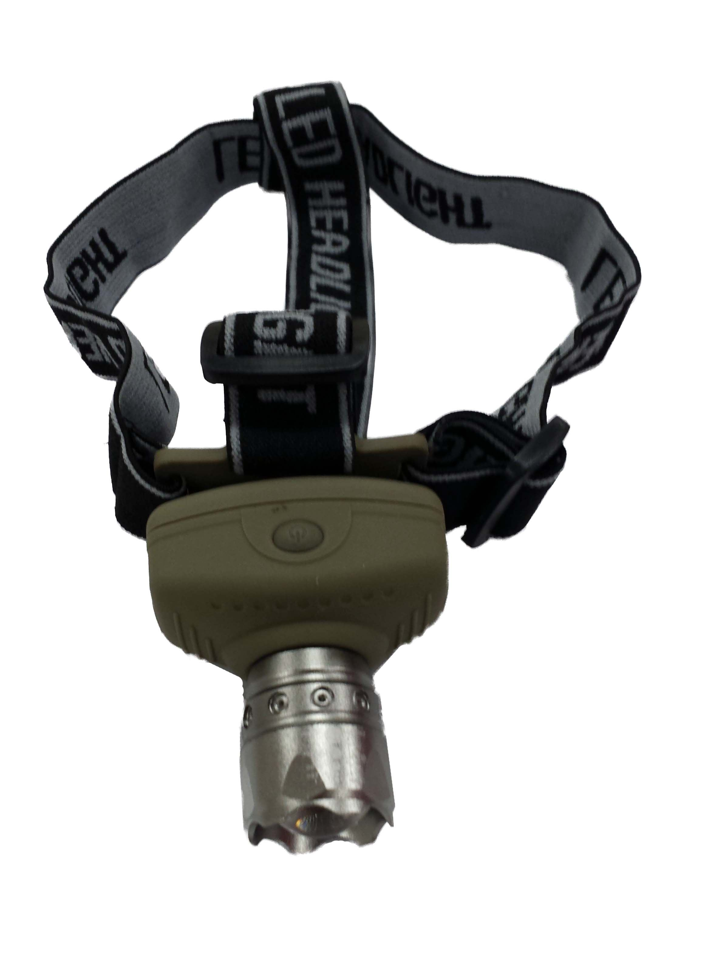 Toolzone 3W Z2 Led Head Lamp