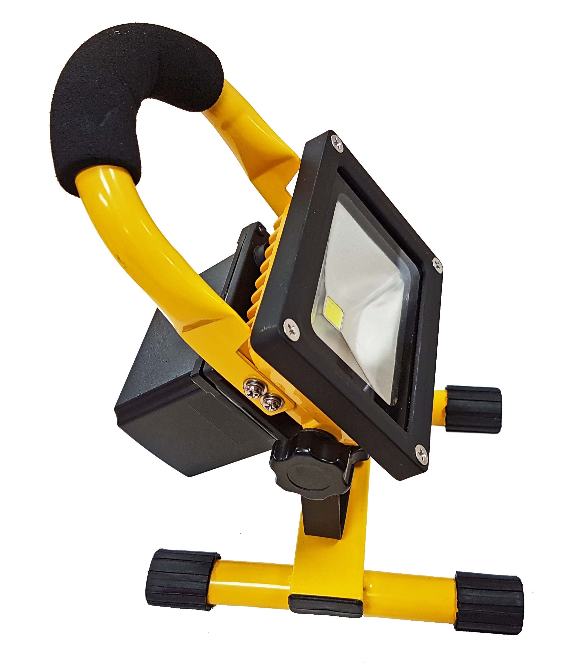 Toolzone 10W Cob Led Worklight Rechargeable