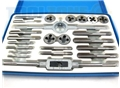 Toolzone 23Pc Whitworth Tap&Die Set Alloy