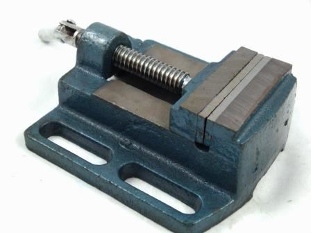 "Toolzone 21/2"" Drill Press Vise"
