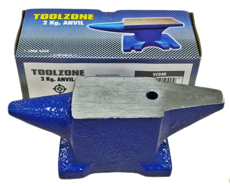 Toolzone 2Kg Anvil