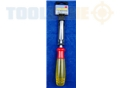 "Toolzone 1/2"" Wood Chisel Clear Handle"
