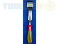 "Toolzone 1"" Wood Chisel Clear Handle"