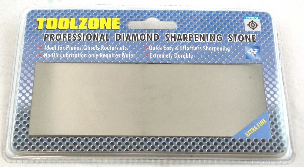 Toolzone Ex.Fine Pro Diamond Whetstone
