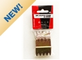 Toolzone 3Pc Scutch Combs & Chisel