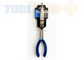 "Toolzone 11"" Crv 45 Deg Bent Nose Pliers"