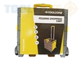 Toolzone Ex Large Shopping Cart Yellow & Grey