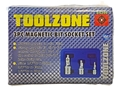 Toolzone 3Pc Magnetic Bit Socket Driver