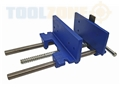 "Toolzone 7"" Woodworking Vise"